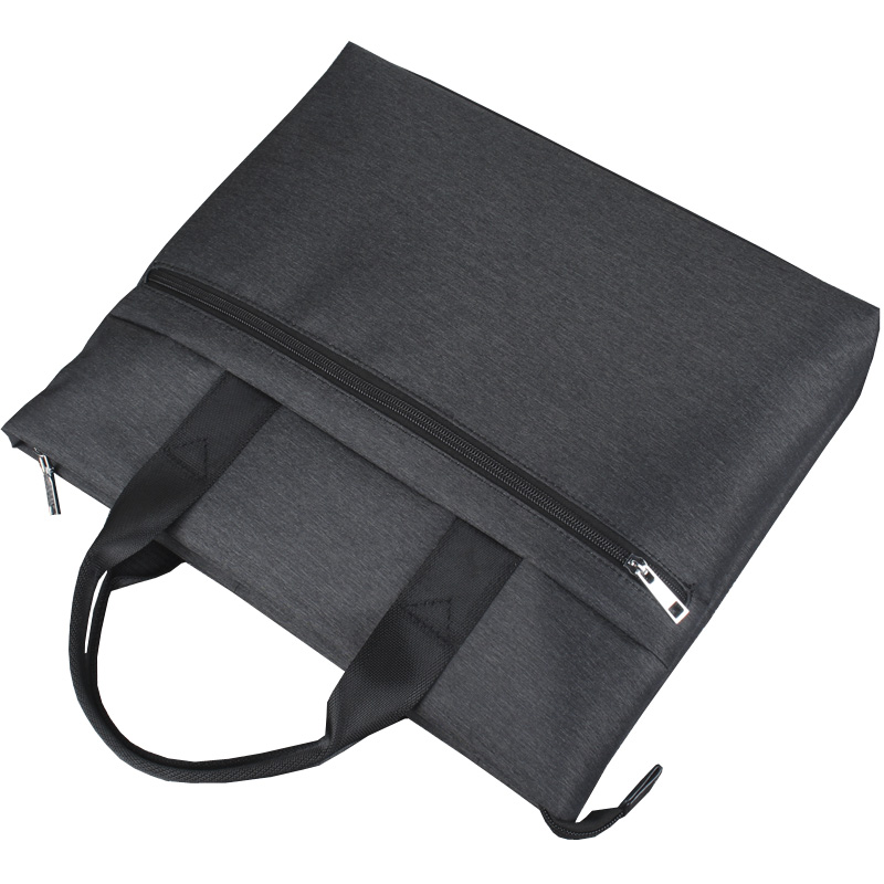 New Fashion Men 14 Inch Laptop Briefcase Bag Handbag Mens Oxford  Waterproof Men's Office Bags Business Computer Bags