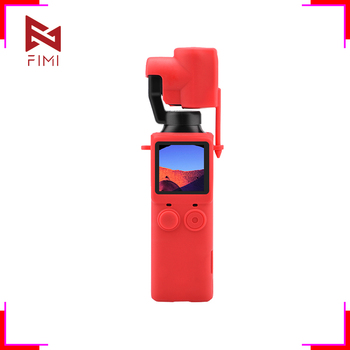 In Stock FIMI PALM Pocket Camera 3-Axis 4K HD 128 Degree Wide Angle Handheld Gimbal Camera Stabilizer with Protective Case