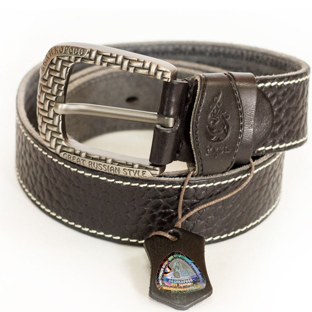 Belts Velikoross 784.04 belt for men leather belts for male girdle