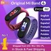 In Stock Original Xiaomi Mi Band 4 Smart Miband 3 Color Screen Bracelet Heart Rate