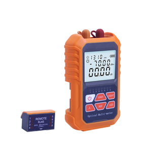 Image 3 - Ftth 3 in 1 handheld Fiber mini Optical Power Meter  70+3 dBm Laser source Visual Fau 5MW 5KM  Network Cable Test