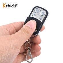 Kebidu universel porte de Garage 433.92Mhz duplicateur copie télécommande 433MHZ télécommande Clone clonage Code porte