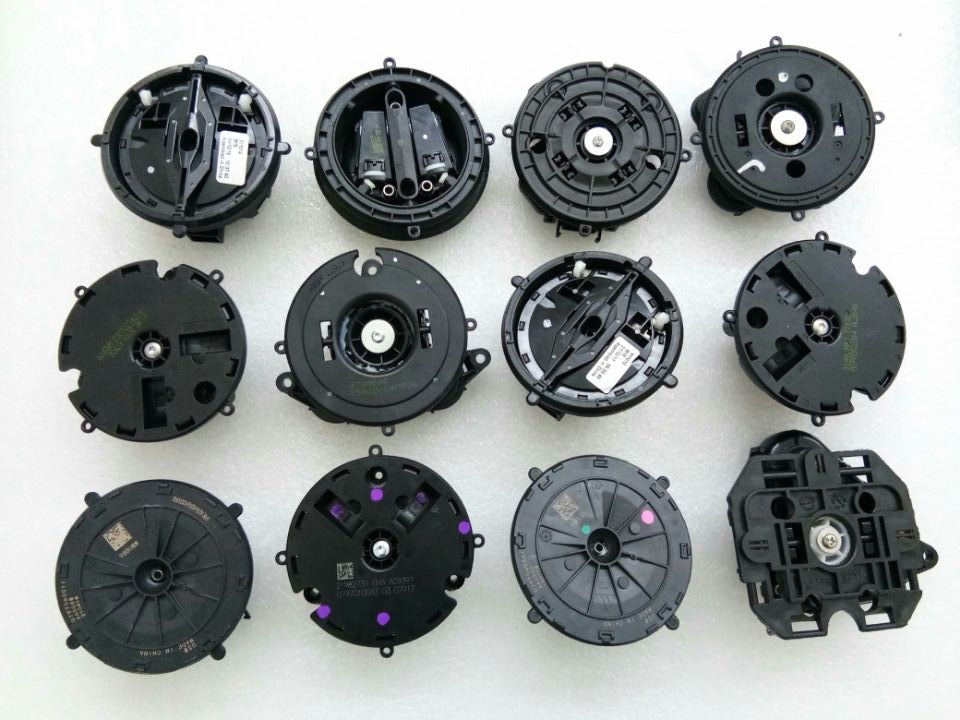 1pcs Universal Original Rearview Mirror Motor Electric Rearview Mirror Lens Adjustment Multiple Models 3pin 8pin