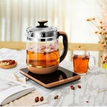 220 V 800W  Household Timed 1.8L Glass Kettle Heating Plate Electric Tea Kettle  Electric Kettle  Electric Teapot