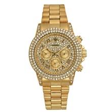 Pełne diamenty 18K złoty zegarek mężczyźni luksusowe markowy diament mężczyzna zegarki Top marka luksusowe FF Iced Out mężczyzna Rolexable kwarcowy zegarek 2020 tanie tanio LGXIGE 20cm Moda casual QUARTZ 3Bar Składane zapięcie z bezpieczeństwem STAINLESS STEEL 10mm Hardlex Kwarcowe Zegarki Na Rękę