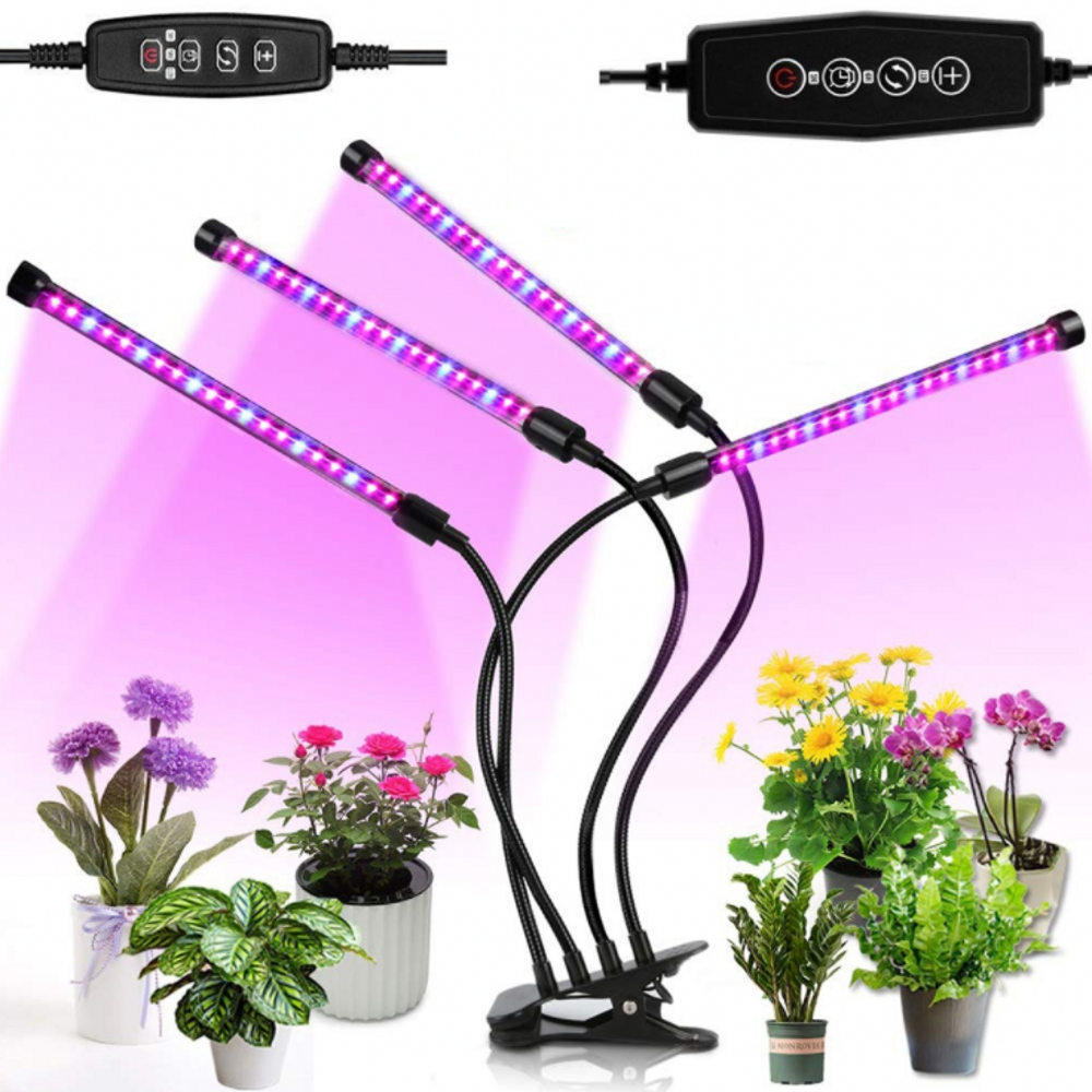 1000wLED Grow Light LED Full Spectrum Lamp For Indoor Vegetable Flower Plant  Grow Tent  Box Hydro Ponics Red Cultivo Usb Lamps