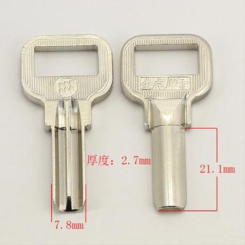 Klucz narzędzie B029 drzwi do domu obudowy kluczy ślusarz dostarcza Blank Keys 30 części partia tanie i dobre opinie Whatscan