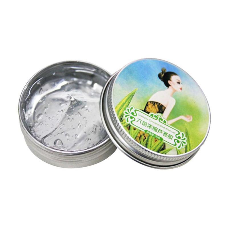 100% Pure Natural Aloe Vera Gel Smoothing Moisture Repair Cream Sunblock Face Acne Treatment Gel for Skin Repairing 30ml 5