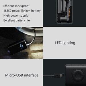 Image 5 - Xiaomi Mijia Electric Air Pump Rechargeable inflator 150PSI Smart Digital Tire Pressure Detection for Football Car Bike Pump