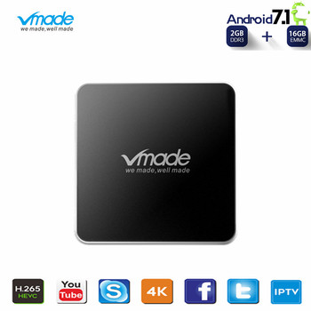 V96PRO Android 7.1 OS Octa Core Smart TV Box 2+16GB Amlogic S905W WIFI 1.5Ghz Youtube Netflix Google Media Player Mini Box x96 mini android tv box 7 1 os smart tv box 2gb 16gb amlogic s905w quad core 2 4ghz wifi ip smart set top box media player