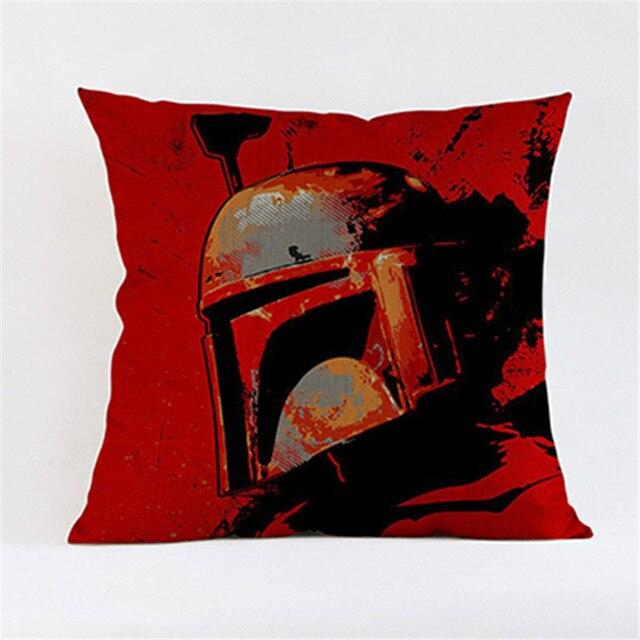 Cushion Jedi Master Yoda Film Art