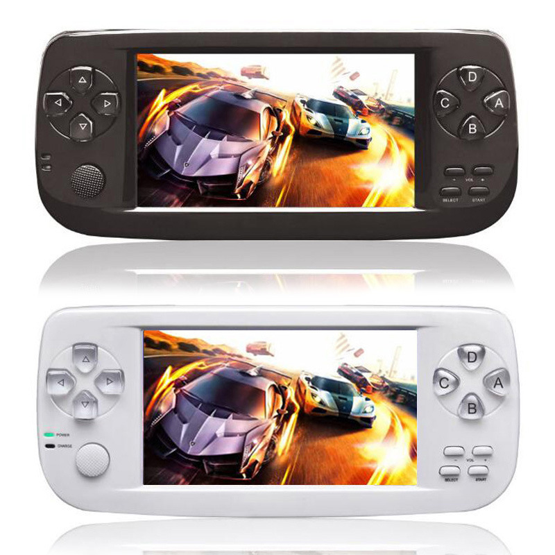 2019 Hot Sale 16G PAP K3 Mini Game Console 4.3inch HD Portable Handheld Children Video Games Console for CP1/CP2/GBA /FC/NEO/GEO