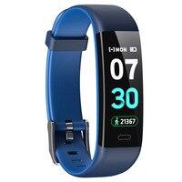 Y59 SmartWatch Wristband Bracelet Heart Rate Blood Pressure SmartBand Fitness Tracker Wristband For Honor Band vs B57 SmartWatch|Smart Wristbands|   -