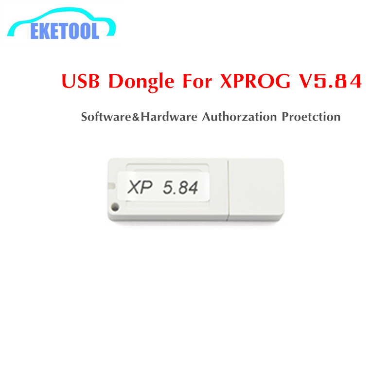 USB Dongle For <font><b>XPROG</b></font> <font><b>V5.84</b></font> Software&Hardware Authorzation Proetction Sell Alone image