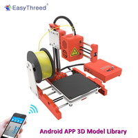 Easythreed X2 WiFi App Mini 3D DIY Printer Kids Children Eductaion Gift Printing Toy Personal Student 3d Printer Machine|3D Printers|Computer & Office -