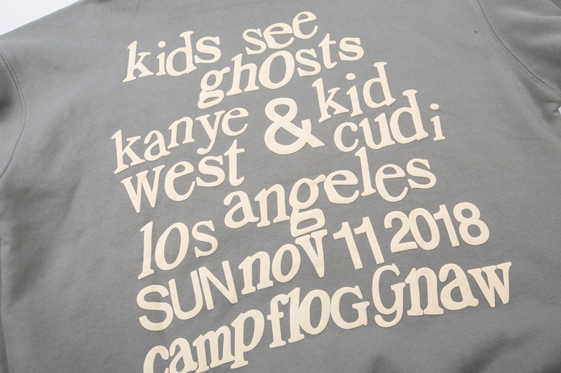 Pullover Fleece Hoodies Kendall Jenner Print Sweatshirt Stranger Things Foaming Printing Hoodies Streetwear Women - kendall-jenner-outfits