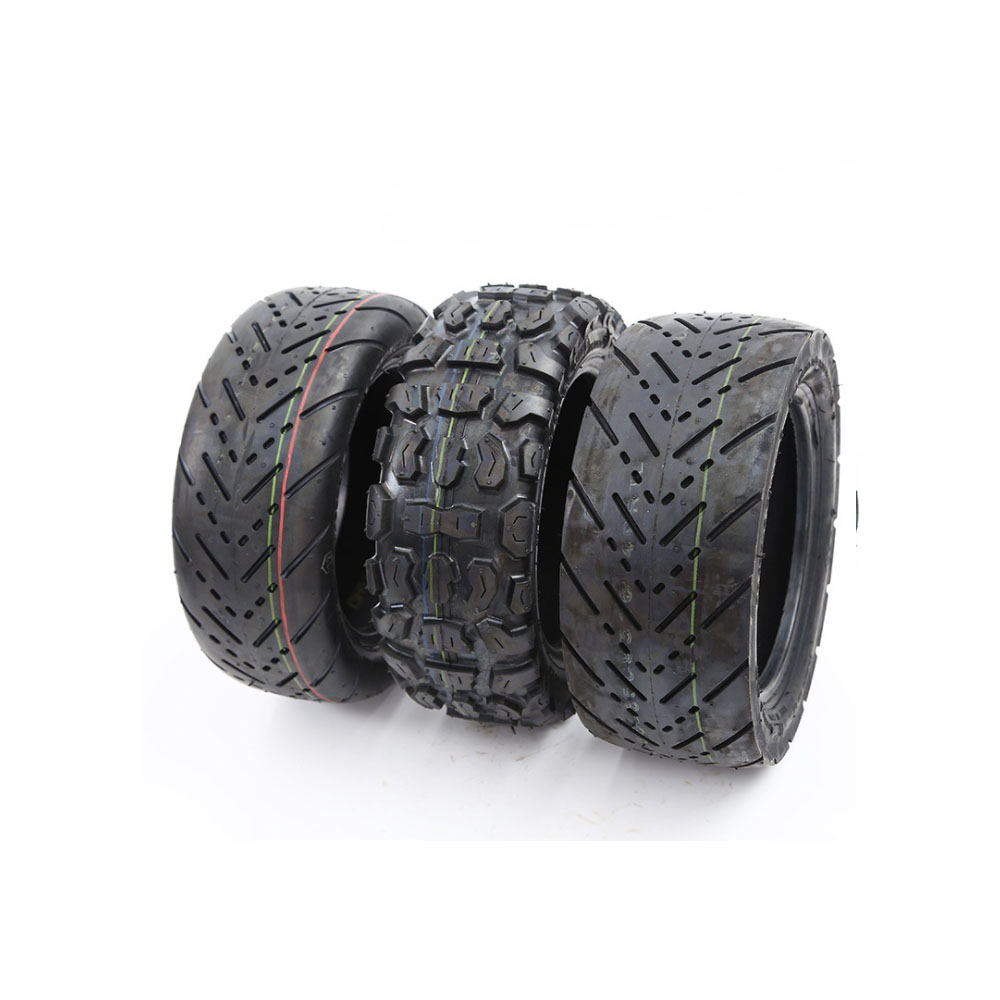 90/65-6.5 11inch Scooter Off-Road Tire Front Rear Tyres Wheel For 11inch Electronic Scooter Diy Frame