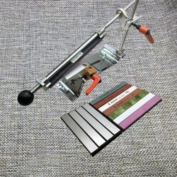 Afilador de cuchillos, afilador de máquina de molienda Pro herramienta para cuchillos réplica de borde Pro Apex Carpeta de hoja de inversión de Metal