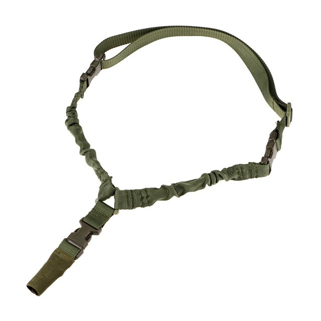 Tactical Single Point Rifle Sling Shoulder Strap Nylon Adjustable Airsoft Paintball Military Gun Strap Army Hunting Accessories 3
