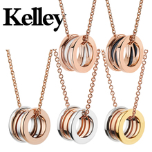 Kelley original fit Bulgaria 925 sterling silver necklace couple ceramic shape brand design ladies fashion jewelry wedding gift