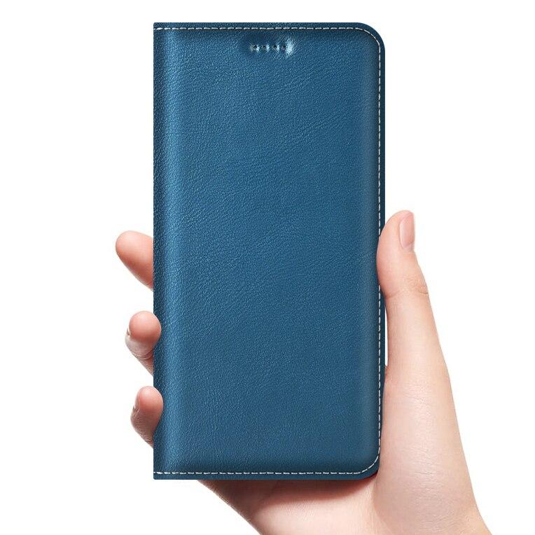 Babylon Genuine Leather Flip Case For UMIDIGI One Max F1 F2 S2 S3 A3 A3S A3X A5 Z2 Pro X Power 3 Lite Cell Phone Cover Cases
