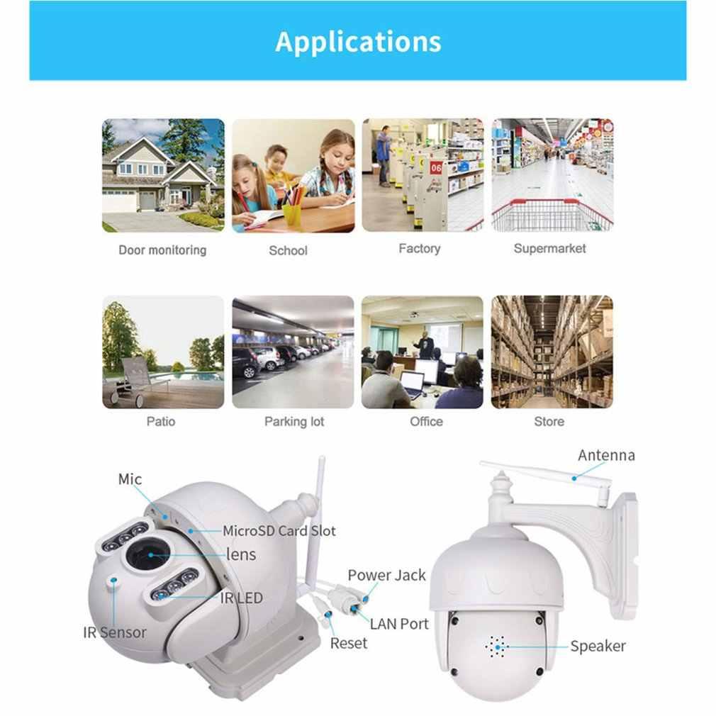 SH028 3.0MP Outdoor Ip Camera Waterdicht 5X Optische Zoom Wifi Camera 360 P2P 2-Weg Audio Draadloze Cctv Surveillance ptz