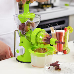 Hand-Juicer Suction-Base Fresh-Fruit-Extractor Kitchen-Tool Vegetable Manual Household