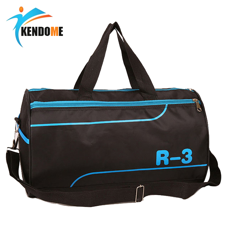 Top Quality Sport Gym Bag Outdoor Waterproof Handbag Fitness Bag For Men Shoulder Training Camping Female Yoga Duffel Bag