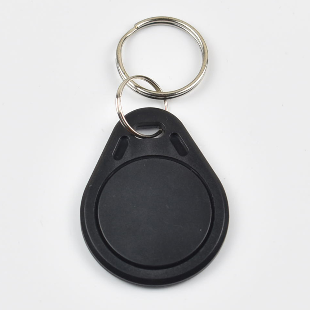 125Khz Writable EM4305 RFID Key Tags Keyfobs Token Keychain For Access Control 1pcs/lot