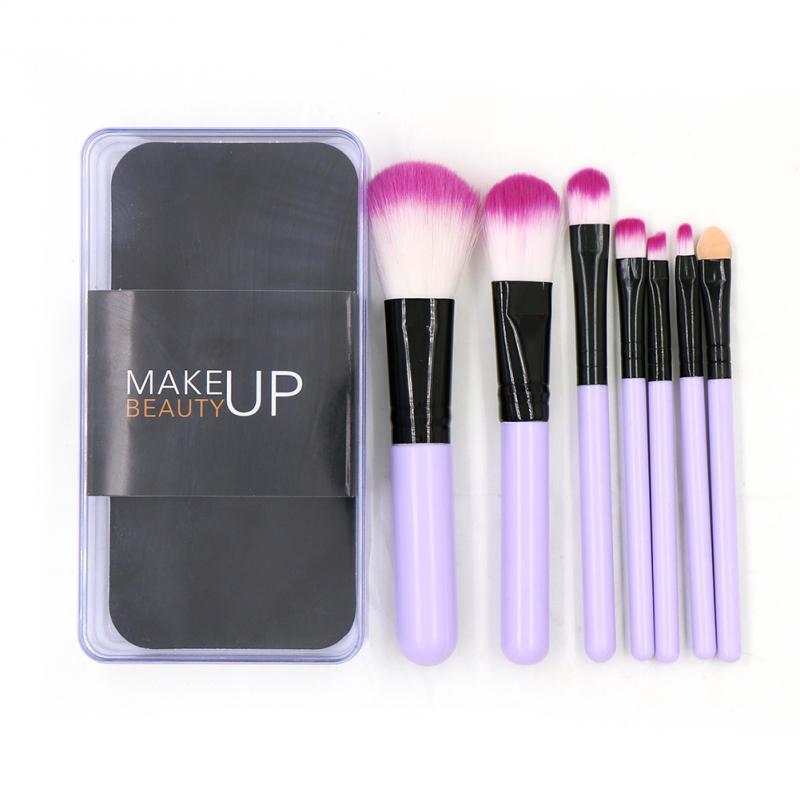 7/5 Pcs/set High Quality Makeup Brushes Kit Blusher Brush Foundation Loose Eyeshadow Brush Facial Makeup Cosmetic Tools TSLM1