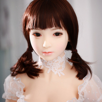 real silicone sex dolls japanese gril 125cm full oral love doll realistic for men big breast ass vagina anus