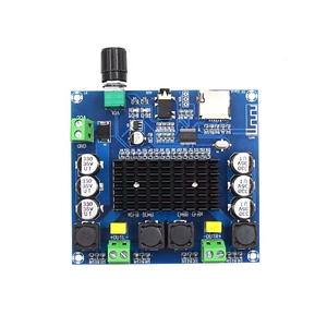 Image 3 - 2*100W Bluetooth 5.0 Sound Amplifier Board TDA7498 Power Digital Stereo Receiver AMP for Speakers Home Theater Diy