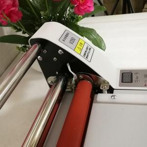 "Image 5 - Hot Roll Laminating Machine 13""  V350 Cold Hot laminator Four Rollers Heating Mode Sealing Width 35cm 220v/110V 1pc"