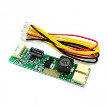 Convertidor de alto voltaje CA-155 fuente de corriente LED placa controladora CC, controlador de fuente de alimentación, ajuste de luz de 10-30V a 9,6 V