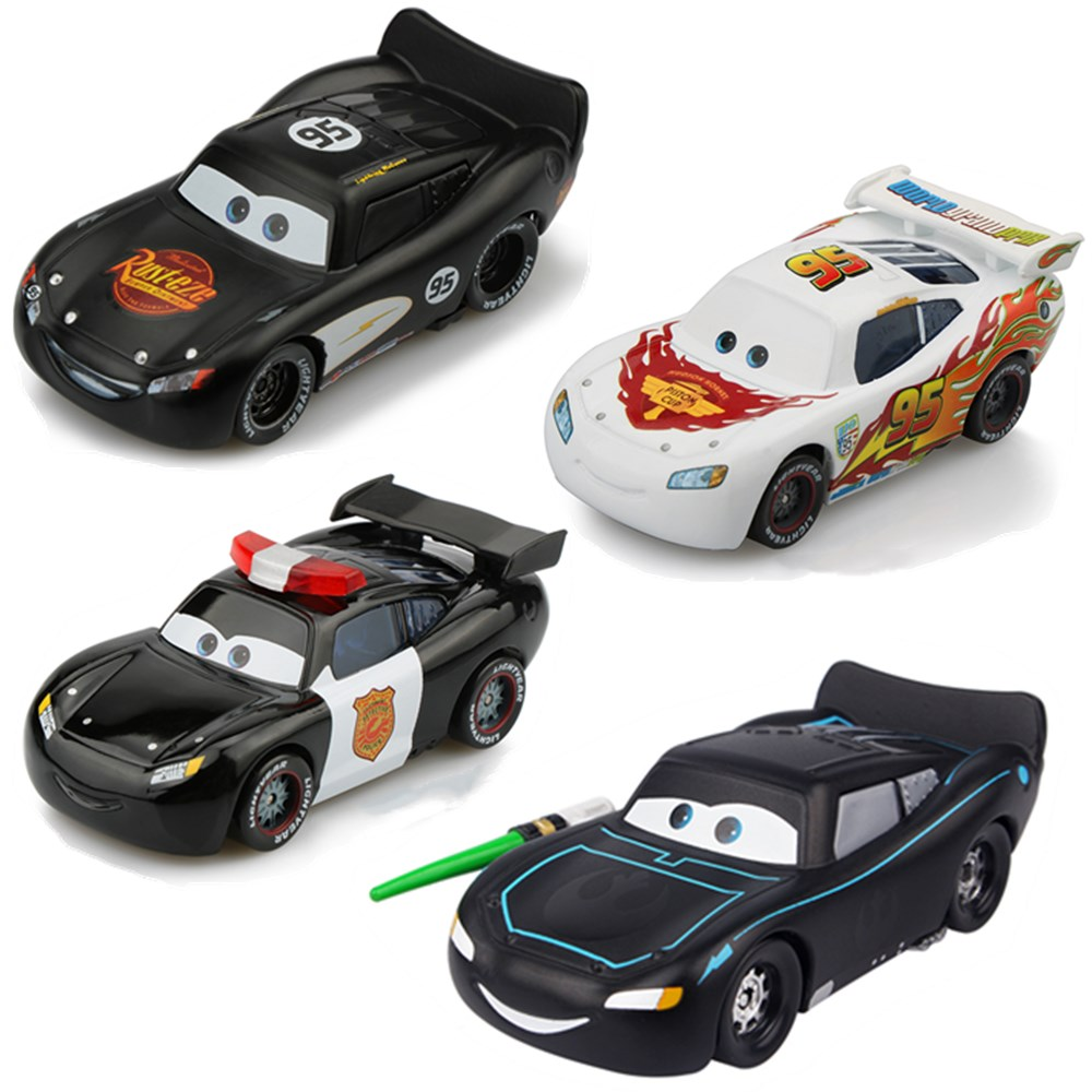 DISNEY CARS 3 LIGHTNING McQUEEN Montre digitale et Case Set