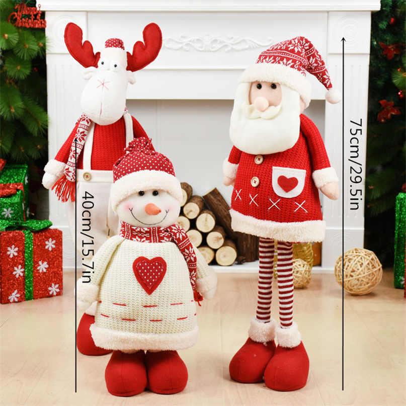 Nhân Vật Ông Già Noel Búp Bê Đồ Dùng Trang Trí Giáng Sinh Cho Gia Đình Chúc Giáng Sinh Sinh Đồ Trang Trí Quà Giáng Trang Trí Sân Vườn Navidad Năm Mới
