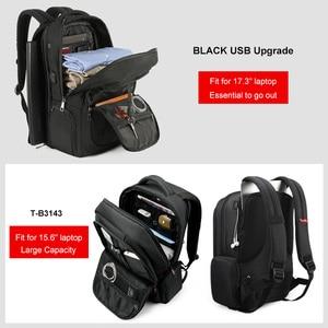 Image 5 - Tigernu防水ナイロン抗盗難 15 インチノートパソコンのバックパック女性のバックパック女性のノートブックバッグmochilaスクールバッグ旅行バッグ