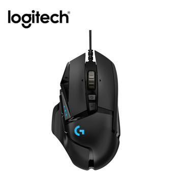 Logitech G502 Hero Gaming Mouse 16000DPI RGB Backlight Programmable Mouse Professional gaming Mice for PUBG LOL Desktop Laptop 1