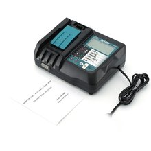 14.4V 18V Replacement Lithium Li-on Battery Charger Replaces