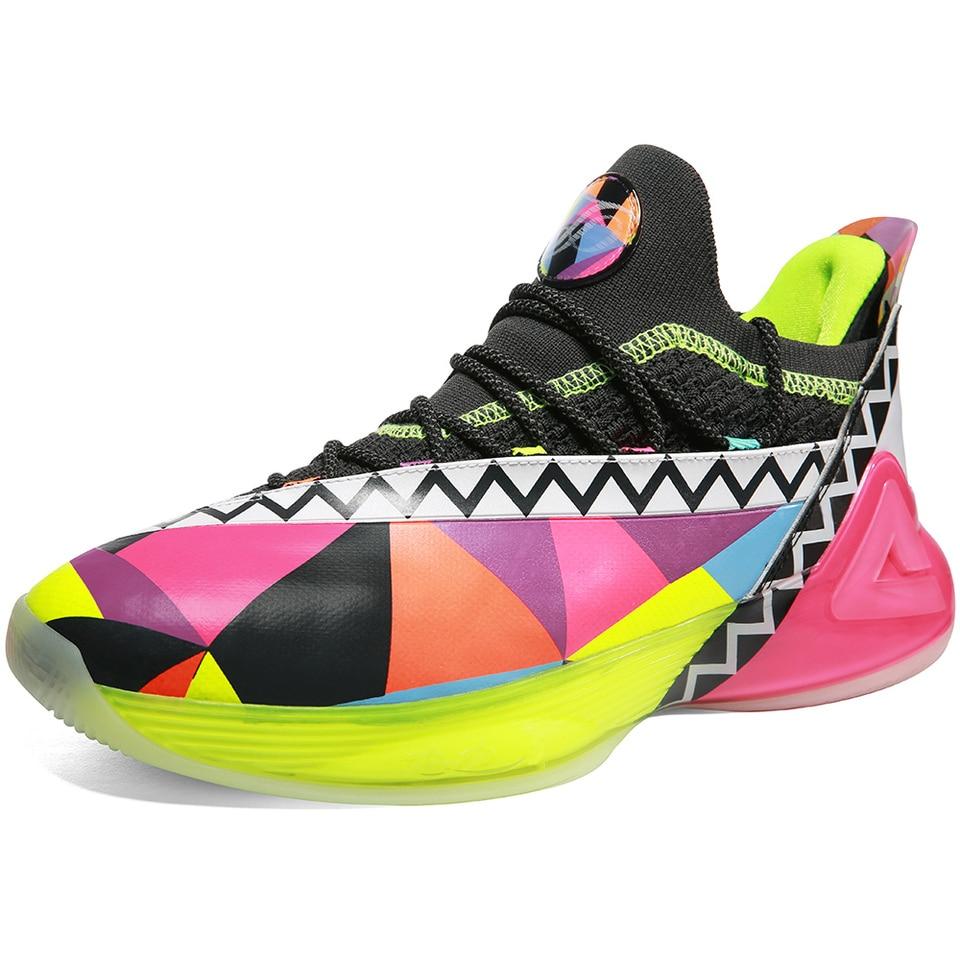 PEAK TONY PARKER 7 Basketball Shoes Men