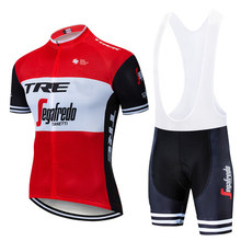 2021 STRAVA Cycling Clothing Men Cycling Set Bike Clothing Breathable Anti-UV Bicycle Wear/Short Sleeve Cycling Jersey Sets