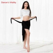 Practice-Clothes Clothing-Set Belly-Dance-Suit Dancing Oriental Performance Elegant Round