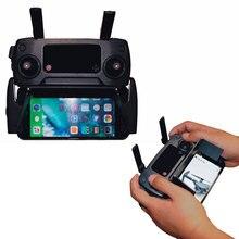 Có Thể Điều Chỉnh Hood Che Nắng Bóng Gấp Tấm Che Nắng Cho DJI Mavic Mini Pro Air Tia Lửa Mavic 2 Zoom Drone 4.7 5.5 vỏ Điện Thoại Phụ Kiện