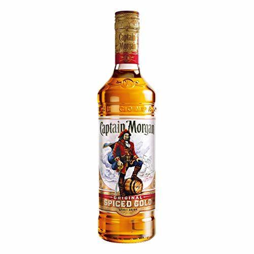 Captain Morgan Spice Gold Ron