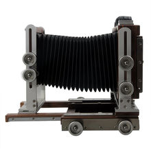 שן האו SH TFC617 A מצלמה 6x17cm קיפול שאינו פנורמה סרט בחזרה קרקע זכוכית