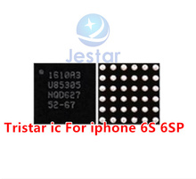 5pcs/lot Original new  1610A3 USB charging charger tristar IC chip  for iPhone 5C 5S 6 6plus 6S 6SP
