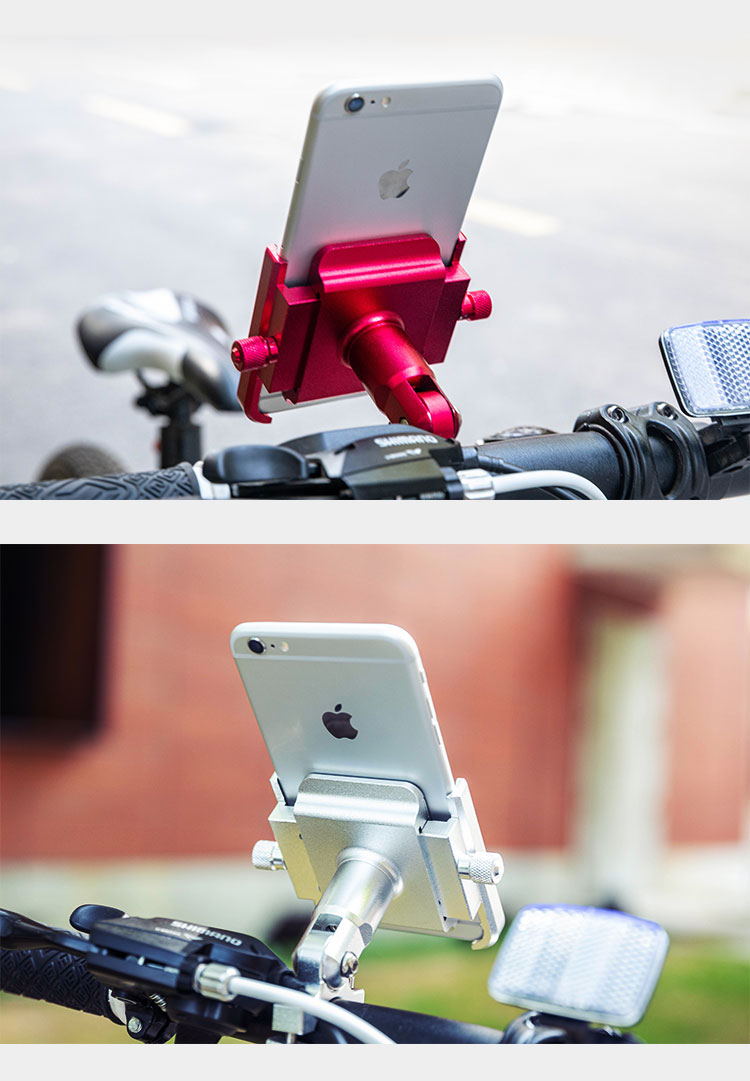 Motorcycle Mobile Phone Holder Suitable for Bicycles/Motorcycles/Electric Vehicles/Scooters 19