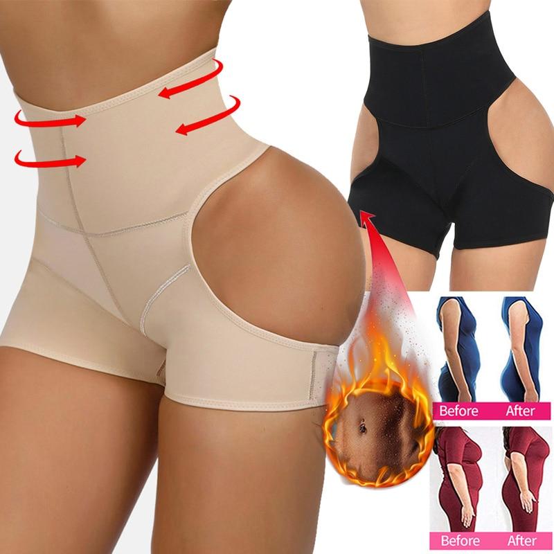 Women Shaperwears Sexy Butt Lifter Panty Body Enhancer Tummy Control Panties Briefs Underwear Booty Body Shaper 2020
