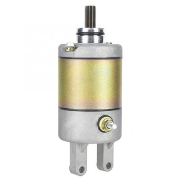Starter Motor Steel Electric Motor Starter Fit for Linhai 250CC-300CC scooter and ATV Car Accessory New Arrivals