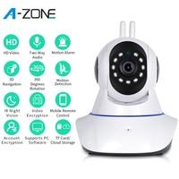 A ZONE HD 1080P IP Camera Wireless Home Security 2.0MP Night Vision CCTV Network 360 Mini Wifi Surveillance Camera Baby Monitor